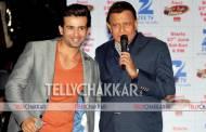 Mithun Chakravorthy and Jay Bhanushali