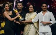 Malaika Arora Khan,Karan Johar,and Kirron Kher
