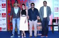 Amit Sadh, Aditi Rao Hydari, Arshad Warsi and director Subash Kapoor