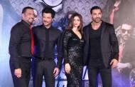 Nana Patekar, Anil Kapoor, Ankita Srivastava and John Abraham