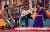 Ajay Devgn and Tabu with Arshad Warsi