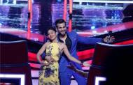 Sunidhi Chauhan and Karan Tacker