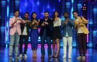 Sumeet Nagdev, Dharmesh, Shakti Mohan, Saif Ali Khan, Katrina Kaif, Remo Dsouza and Raghav