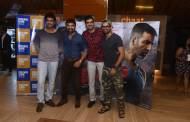 Celebs at Brothers screening