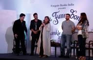 Karan Johar, Akshay Kumar, Dimple Kapadia,Aamir Khan and Twinkle Khanna