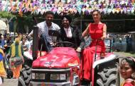 Trailer launch of Singh Is Bliing