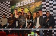 Trailer launch of Jazbaa