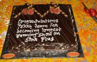 Celebration Time on the set of Yeh Rishta Kya Kehlata Hai