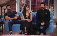 John Abraham, Shruti Haasan and Anil Kapoor