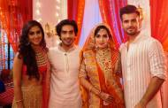 Krystle Dsouza, Mohit Sehgal, Shiny Doshi and Karan Tacker