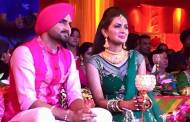 Harbhajan-Geeta's wedding celebrations