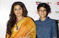Vidya Balan and Kiran Rao
