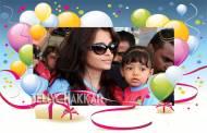 Happy Birthday Aaradhya!
