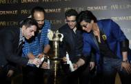 Song launch of 'Dilwale'