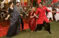 Ranveer and Deepika on Comedy Nights Bachao