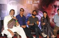 'Wazir' promotional event