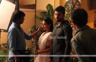 On the sets of &TV's Gangaa