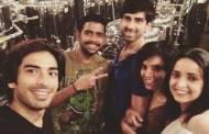 #MonayaWedding: Sanaya-Mohit's Happening Sundown Party