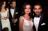 Sanaya-Mohit's GRAND Wedding Reception