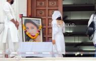 PHOTOS: Pratyusha's prayer meet