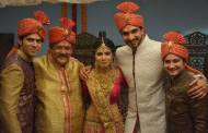 Naksh's fun 'wedding' moments