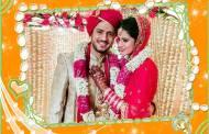 Wedding pics of Mihika Varma