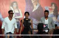 Akshay Kumar, Jacqueline Fernandes and Ritesih Deshmukh