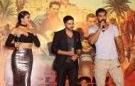 Trailer launch of 'Dishoom'