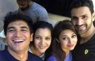 Kiran Giri, Snehal Sahay, Divyanka Tripathi and Vivek Dahiya