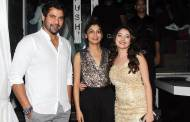 Shabir Ahluwalia, Sriti Jha and Leena Jumani