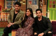 Katrina and Sidharth on The Kapil Sharma Show