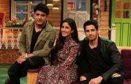 Katrina and Sidharth on The Kapil Sharma Show