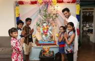 Rithvik's Ganpati Visarjan Celebrations with Super Dancer Kids