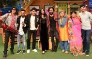 Team 'Banjo' on The Kapil Sharma Show