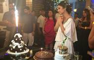 Mouni Roy's 'Hot and Happening' Birthday Bash!