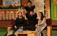 Ranbir Kapoor, Anushka Sharma and Aishwarya Rai Bachchan promote 'Ae Dil Hai Mushkil' on The Kapil Sharma Show