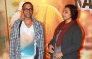 Producer Sujoy Ghosh and Vidya Balan