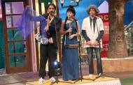 Rock On 2 Team on The Kapil Sharma Show