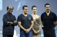 Rajinikanth, Salman Khan, Amy Jackson and Akshay Kumar