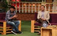 Virender Sehwag and Kapil Sharma