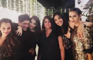 B-Town celebrities at Manish Malhotra's birthday bash!