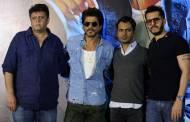 Director Rahul Dholakia, Shah Rukh Khan, Nawazuddin Siddiqui and Producer Ritesh Sidhwani