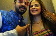 Rucha Gujarathi ties the knot!