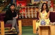 Priyanka Chopra on The Kapil Sharma Show