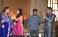 Eisha Singh's birthday celebration