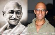 Rajesh Khera as Mahatma Gandhi