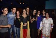 Sanyukt family at 100 episodes celebration of Sanyukt