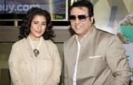 Manisha Koirala and Govinda