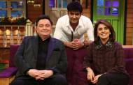 Neetu and Rishi Kapoor on The Kapil Sharma Show