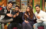 Remo, Vaibhavi and Terence on The Kapil Sharma Show